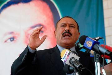 Matan al expresidente yemení en medio de crisis con rebeldes