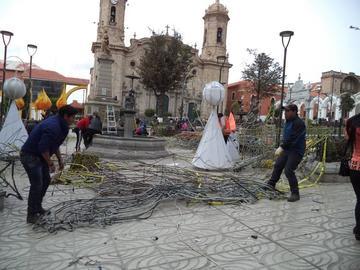 El 15 encenderán las luces de Navidad en el municipio