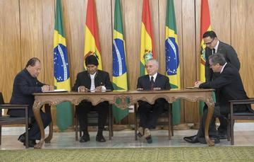 Brasil se suma al tren bioceánico y fortalece el proyecto regional