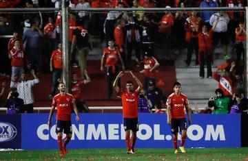 Independiente y Flamengo quieren dar el primer golpe
