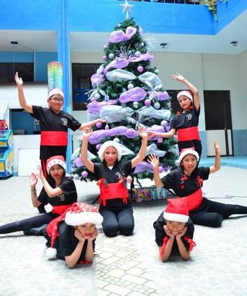 Ballet de la Domingo Savio estará en entrada navideña