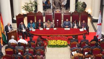 Sala Plena del TSJ logró resolver más de 6.000 procesos desde 2012