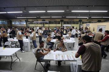 Ente electoral en Honduras está dispuesto a la revisión de actas