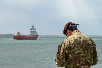 Avanza la búsqueda del submarino y sube tensión Gobierno y las familias