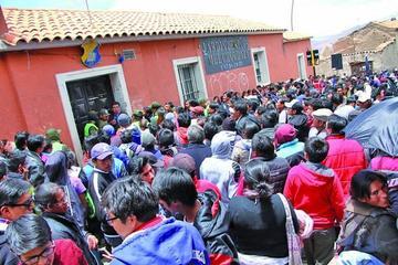 Hoy sortean plazas en unidades educativas de mayor demanda