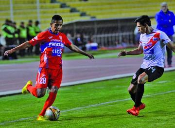 Nacional compromete su pase a la Sudamericana