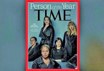 Time elige a  las Personas  del Año por alzar la voz