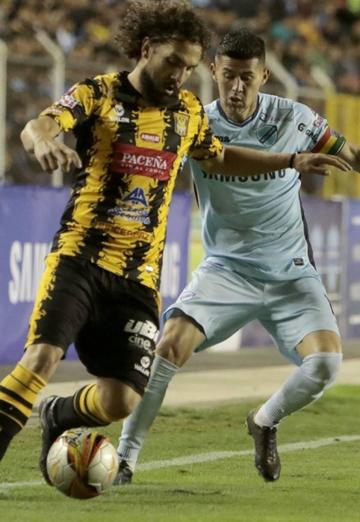 El Tigre empata con Bolívar y prolonga la definición del título