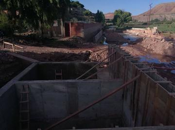 El agua de La Palca se bombeará en la noche para uso en la ciudad