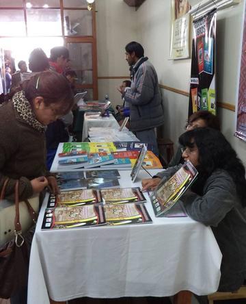 La Asociación Potosina de Autores abre feria de libro
