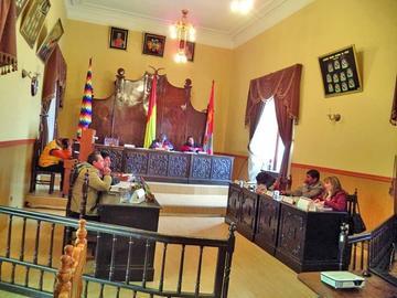 Develan infidencia de una sesión reservada en el Concejo Municipal