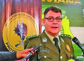 Cosset Estenssoro es procesada bajo la figura penal de uso indebido de influencias.