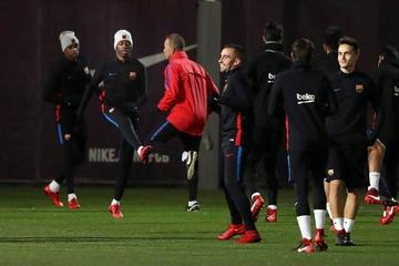 """Barcelona pone a prueba su liderato en """"El Madrigal"""""""