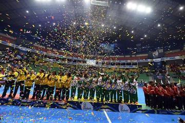 Bolivia logra el oro en fútbol femenino