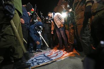 Crece tensión entre palestinos e israelíes con protestas y ataques