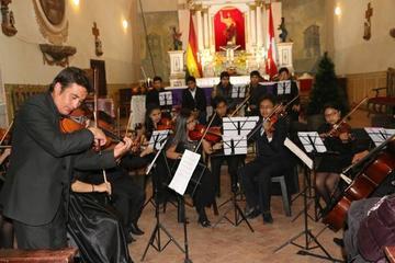 Orquesta juvenil presenta recital
