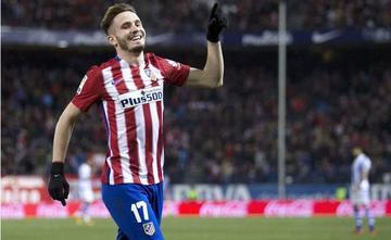 """Atlético de Madrid gana 0-1 a Real Betis en el estadio """"Benito Villamarín"""""""