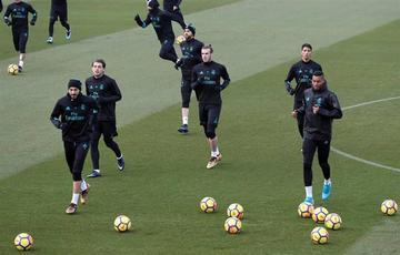 Zidane convoca a toda su plantilla para el Mundial de Clubes