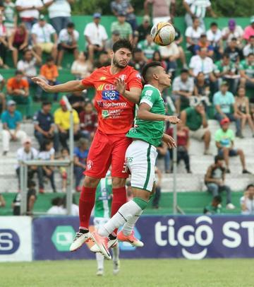 Guabirá asegura su pase a la Sudamericana