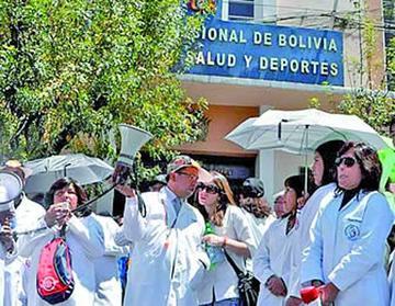 Diálogo entre el Gobierno y los médicos se encuentra en riesgo