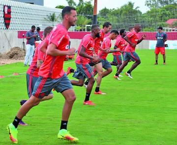 Flamengo confía en su afición para ganar