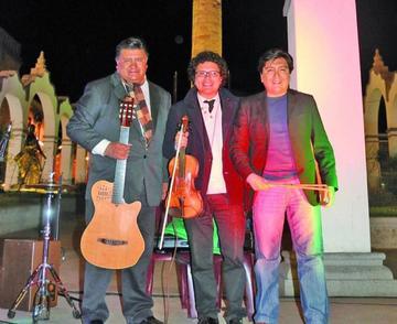 Orihuela brinda  recital de violín