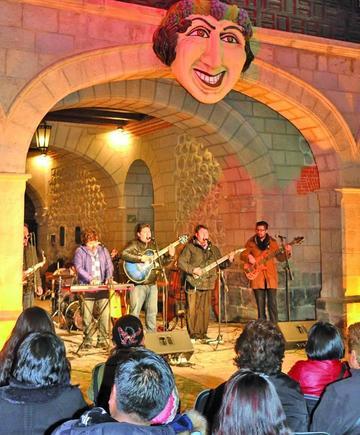 Artistas brindan homenaje a la Ciudad Patrimonial