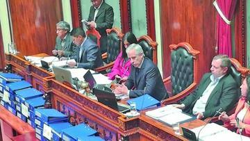 Presentarán el informe de la Capitalización a la ALP en febrero de 2018
