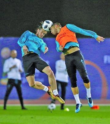 Real Madrid quiere un triunfo ante Al Jazira