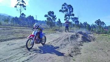Cotagaita albergará la última fecha del campeonato de motociclismo