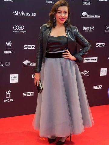 Mexicana Adriana Paz es nominada al Goya