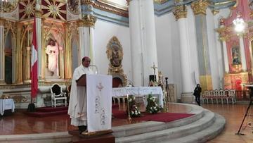 Encuesta muestra que la Iglesia tiene mayor credibilidad en Potosí