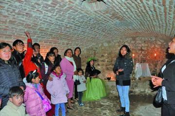 Potosinos  viven la Noche de Criptas