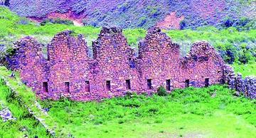 Quieren restaurar sitio de Incallajta