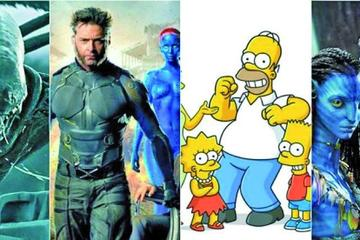 Desde Los Simpsons hasta  X-Men se pasan a Disney