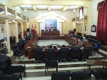 La Asamblea nombra comisión especial para trabajar durante el receso
