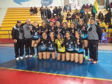Cochabamba se corona campeón nacional de voleibol