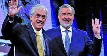 Piñera y Guillier se disputan la presidencia en segunda vuelta