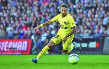 Neymar y Mbappé guían a PSG a la victoria