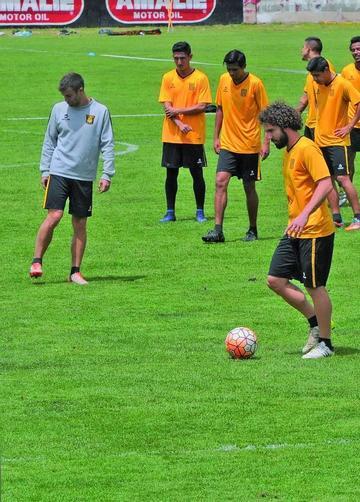 El Tigre pretende cerrar el año con un triunfo ante Wilstermann