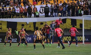 El Tigre pierde y Wilster asegura la Libertadores
