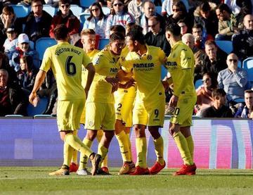 Villarreal se reencuentra con la victoria en la Liga Santander