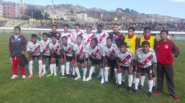 Nacional Potosí es subcampeón en las reservas