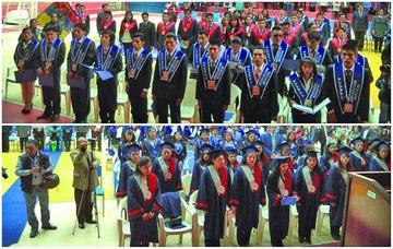 La Esfmea titula a 133 nuevos maestros y clausura el año