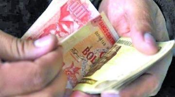 BCB: deuda externa llega a 9.108 millones de dólares