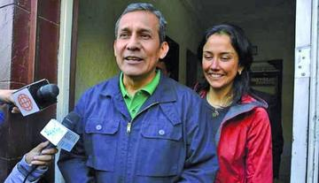 La justicia mantiene la detención del expresidente Humala en Perú