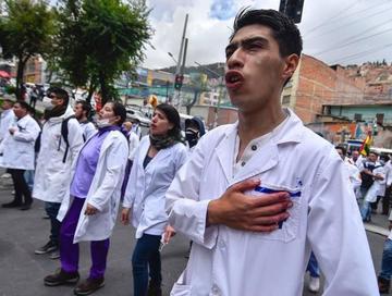 ONU en Bolivia expresa su preocupación por el paro indefinido