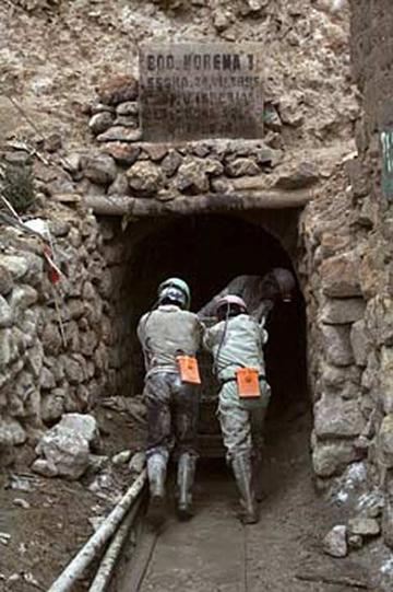 Prevén cerrar año con más de Bs 650 millones de regalías mineras