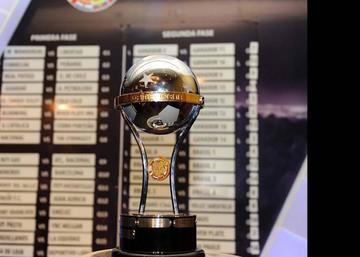 Nacional conocerá hoy a su rival en la Copa Sudamericana