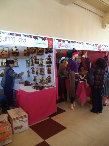 Comienza la quinta Feria de la Mujer Trabajadora